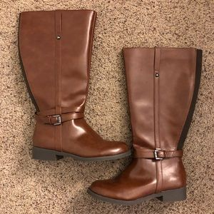 American Eagle Tall Trendy Boots.  Great!
